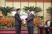 Ông Nguyễn Đức Chung được bầu làm Chủ tịch UBND thành phố Hà Nội