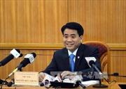 Phỏng vấn tân Chủ tịch Hà Nội Nguyễn Đức Chung