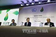 COP21 thông qua dự thảo thỏa thuận khí hậu