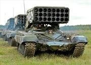 Bước ngoặt ở Syria khi Nga điều tăng T-90, trọng pháo tham chiến