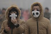 """""""Thời trang"""" chống ô nhiễm tại Bắc Kinh"""