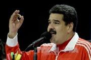 Tổng thống Venezuela cam kết đẩy mạnh Cách mạng Bolivar