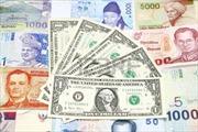 Nhiều đồng tiền châu Á lên giá so với USD
