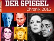 Ông Putin lên trang bìa tạp chí Spiegel số tổng kết năm