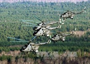 """Thăm """"lò"""" sản xuất trực thăng lừng danh của Nga"""