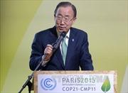 COP21 đàm phán suốt 3 đêm chưa đi tới thỏa thuận
