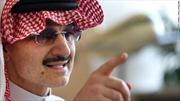 Hoàng tử Saudi Arabia và Donald Trump đấu khẩu trên Twitter