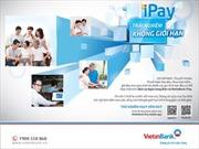 Thanh toán vé tàu, trả nợ vay qua VietinBank iPay