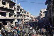 Đánh bom xe tại Syria, gần 80 người thương vong