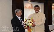 Bang Andra Pradesh-Ấn Độ muốn tăng cường hợp tác với Việt Nam