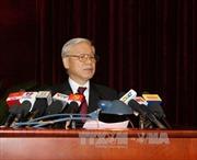 Phát biểu khai mạc của Tổng Bí thư tại Hội nghị Trung ương 13
