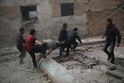 Ngoại trưởng 9 nước họp chuẩn bị cho hội nghị quốc tế về Syria