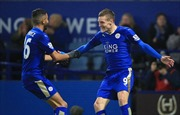 """Ngựa ô"" Leicester  tiếp tục bay cao"