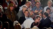 Thủ tướng Tây Ban Nha bị đấm khi vi hành