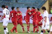 U23 Việt Nam hòa 2 - 2 trước Cerezo Osaka