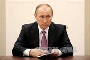 Tổng thống Nga ca ngợi tỷ phú Mỹ Donald Trump