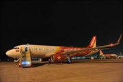 Vietjet đón tàu bay A320 thứ 30