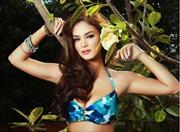 Vẻ đẹp lai bốc lửa của tân Hoa hậu Hoàn vũ