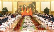 Quốc hội Việt Nam-Trung Quốc đẩy mạnh quan hệ hợp tác trên các lĩnh vực