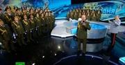 Cảnh sát Nga đồng ca mừng Giáng sinh