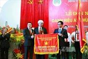 Bệnh viện Hữu nghị đón nhận danh hiệu Anh hùng Lao động