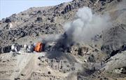 Saudi Arabia đánh chặn tên lửa Scud phóng từ Yemen