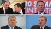 Đội ngũ thân cận giúp Tổng thống Putin điều hành nước Nga