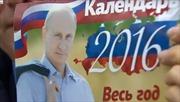 Nga xuất bản lịch Tổng thống Putin
