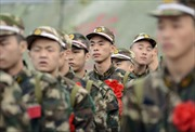 Trung Quốc vươn tầm chống khủng bố