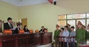 Xét xử các bị cáo trong đường dây ma túy đá lớn nhất miền Trung - Tây Nguyên
