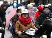 Tháng 1/2016 sẽ có 4-5 đợt không khí lạnh