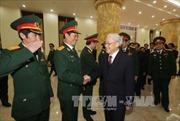 Tổng Bí thư Nguyễn Phú Trọng thăm, làm việc với Bộ Tư lệnh Thủ đô Hà Nội