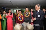 Đoàn khách du lịch quốc tế đầu tiên năm 2016 đến TP Hồ Chí Minh