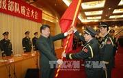 Trung Quốc thành lập Lực lượng tên lửa PLA