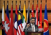 Điện chia buồn nguyên Tổng Thư ký ASEAN qua đời