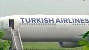 Máy bay Thổ Nhĩ Kỳ phải quay đầu do nghi bị đặt bom