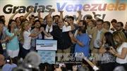 Quốc hội mới của Venezuela tuyên thệ nhậm chức