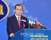Yêu cầu Trung Quốc chấm dứt đưa máy bay tới Trường Sa