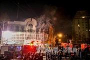 """Tại sao Trung Quốc sốt sắng """"dập lửa"""" căng thẳng Iran-Saudi Arabia?"""