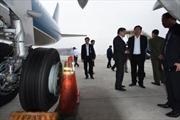 Vietnam Airlines khen thưởng êkíp chuyến bay VN162