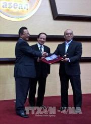 Việt Nam tham dự khởi động Năm Chủ tịch ASEAN 2016 của Lào