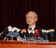 Bế mạc Hội nghị Trung ương 14 khóa XI