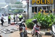 Indonesia bắt 4 đối tượng sau vụ đánh bom ở Jakarta