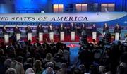 Các ứng cử viên Cộng hòa bắt đầu cuộc tranh luận thứ 6