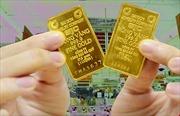 Giá vàng tuần qua biến động trong biên độ hẹp