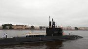 """Tàu ngầm lớp """"Lada"""" chạy êm hơn tàu """"hố đen"""""""