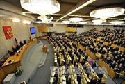 Hạ viện Nga thông qua luật cấm phổ biến thông tin giả mạo