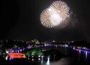 Thủ đô Hà Nội sẽ bắn pháo hoa tại tất cả các quận, huyện dịp Tết Nguyên đán Canh Tý