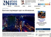 Báo chí Nga đánh giá cao thành tựu kinh tế Việt Nam