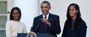 Tổng thống Mỹ từ chối phát biểu vì ngại... lệ rơi
